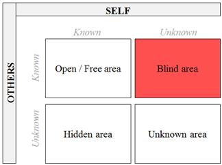 Interpretation of The Johari Window