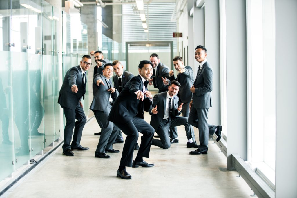 men in suit