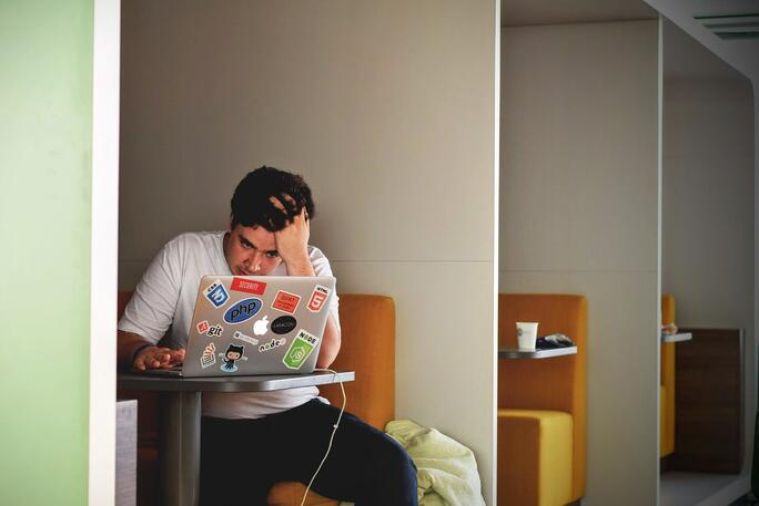 stressed-employee
