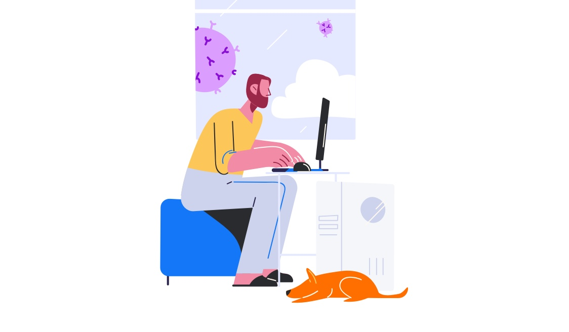 How To Keep Employees Productive While Working From Home